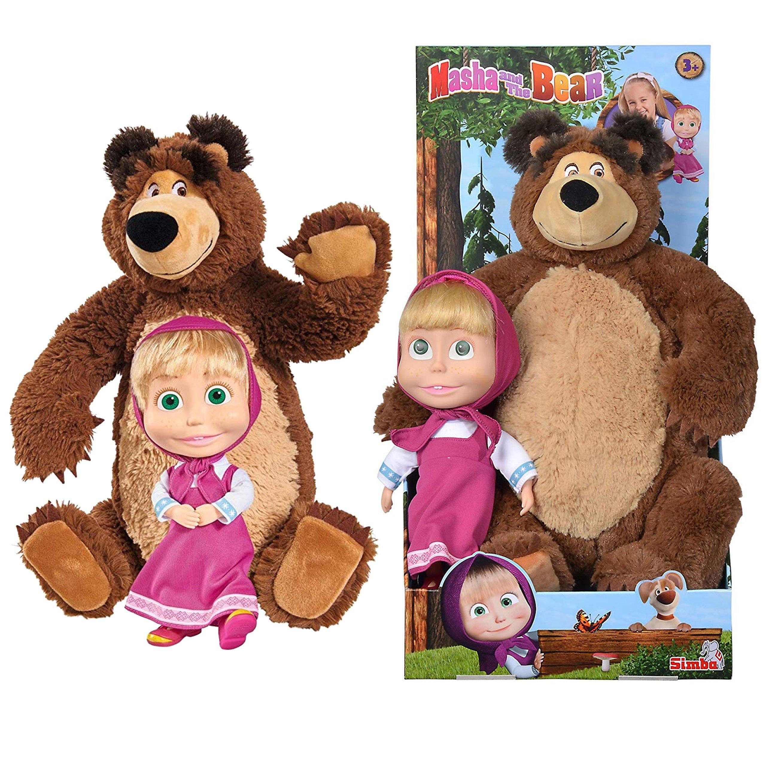 Simba Masza i niedźwiedź
