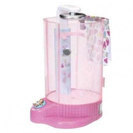 Baby born Interaktywny Prysznic dla lalki 43 cm Obieg wody REKLAMA TV