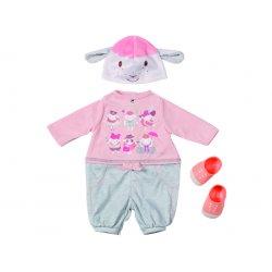 BABY ANNABELL Ubranko Zestaw na co dzień dla lalki