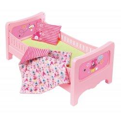 Łóżeczko dla lalki Baby Born 43 cm
