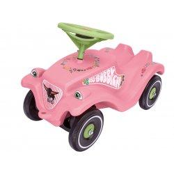 Jeździk Big bBobby Car Classic auto Flower klakson