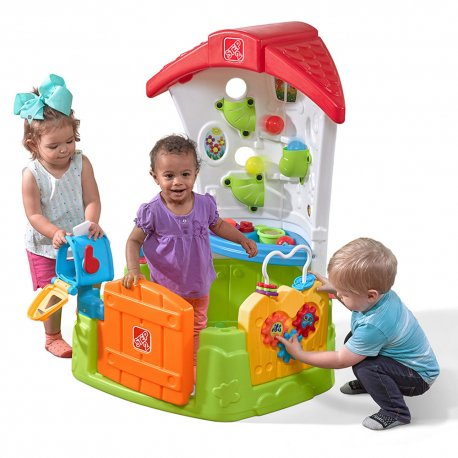 Centrum aktywności ruchowej Step2 ogródek zabaw