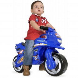 INJUSA Jeździk Pchacz Motorek Biegowy Thundra