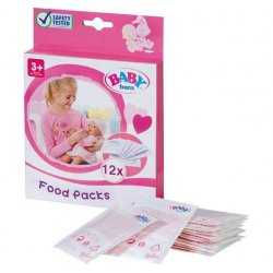 BABY BORN Pokarm dla lalki 1 sztuka