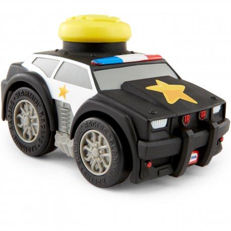 Slammin'Racers Samochód Policyjny z dźwiękiem Little Tikes