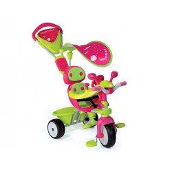 Smoby Rowerek trójkołowy Sterowany Baby Driver Comfort GIRL
