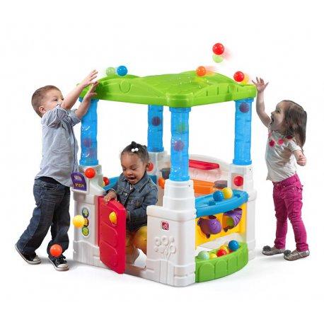 Step 2 Domek Zabawne Kulki Wonderball Centrum Aktywności