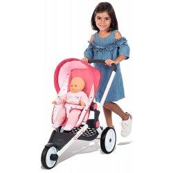 Wózek Maxi Cosi Quinny spacerówka JOGGER Smoby dla lalki