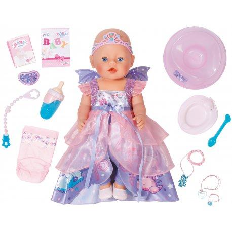 Baby born Lalka interaktywna WONDERLAND akcesoria WRÓŻKA