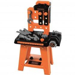 Ecoiffier Warsztat mechanika z akcesoriami Black Decker
