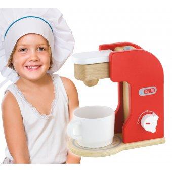 Ekspres Do kawy drewniany Coffee Maker kapsułka Kubek Viga Toys