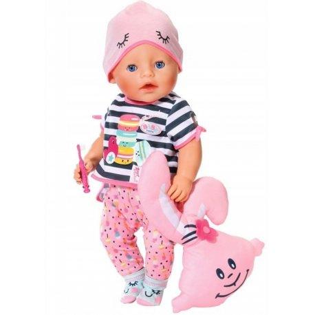 Strój Piżama Party Dla Baby Born