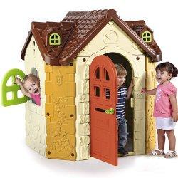 Duży Domek Ogrodowy dla Dzieci Feber Fancy