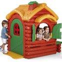 Duży Domek Ogrodowy Feber dla Dzieci z Dźwiękiem Chata z Belek