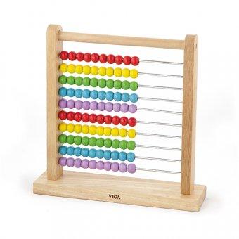 Drewniane Liczydło dla dzieci Viga