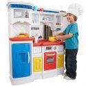 Kuchnia Kącik Smakosza dla dzieci dźwięki 17 akc. Little Tikes