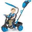 Rowerek Trójkołowy 4w1 Little Tikes Neon Blue Ciche Koła