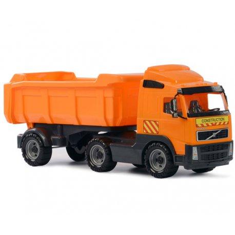 WADER Volvo Duża Ciężarówka Wywrotka 59 cm