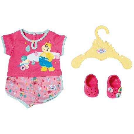 Baby Born piżamka z bucikami dla lalki 43 cm