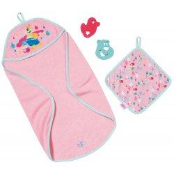 Baby Born zestaw akcesoriów kąpielowych