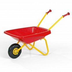 Rolly Toys Taczka Ogrodowa Budowlana Czerwona do piasku