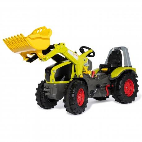 CLAAS Traktor na Pedały Łyżka 3-10 Lat do 50kg Rolly Toys Biegi Hamulec