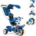 Rowerek Trójkołowy 3w1 Baby Balade Smoby Niebieski