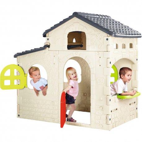 Duży Domek Ogrodowy dla Dzieci Feber Sweet House