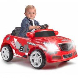 Samochód na Akumulator 12V Pilot Feber Twinkle Car Światła