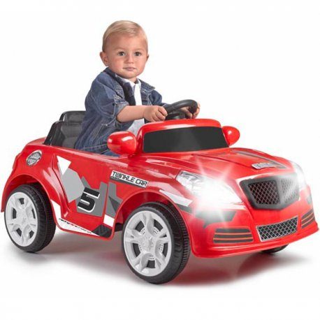 Samochód na Akumulator 12V Pilot Feber Twinkle Car