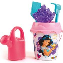 Smoby Zestaw Piaskowy Disney Princess Wiaderko Konewka