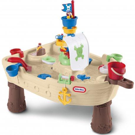 Stół Wodny Statek Piracki Dla Dzieci Little Tikes