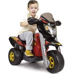 Feber Pojazd Na Akumulator 6V Trójkołowiec Dla Dzieci