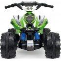 INJUSA Kawasaki Quad Na Akumulator 12V (od 2 lat)