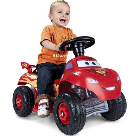 Cars McQueen Quad Dla Dzieci Na Akumulator 6V Feber