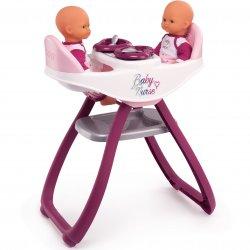 Krzesełko Do Karmienia Dla Bliźniąt Smoby Baby Nurse