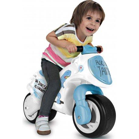 Motorek Biegowy Jeździk Injusa