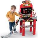 Smoby Duży Warsztat Dla Dzieci Bricolo Center Cars