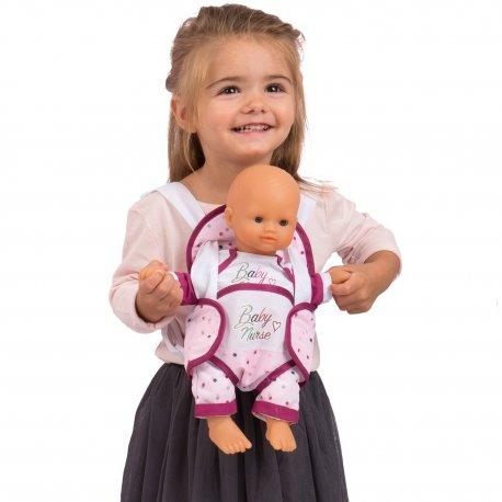 Baby Nurse Nosidełko 2w1 Dla Lalki Smoby