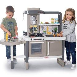 Kuchnia Dla Dzieci z Obiegiem Wody 40 Akc. Tefal Evolutive Smoby Magic Bubble