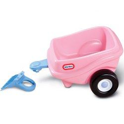Little Tikes Przyczepka Różowa Cozy Coupe