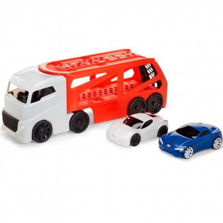 Little Tikes Duża Laweta Do Przewozu Pojazdów + 2 Auta