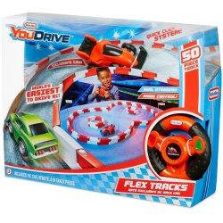 Little Tikes Zdalnie Sterowany Samochód Tor Wyścigowy