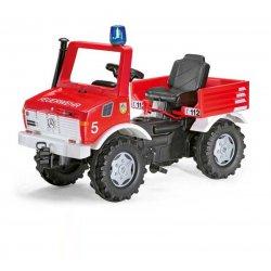 Samochód Terenowy Mercedes Unimog Straż pożarna 3-10 lat Rolly Toys