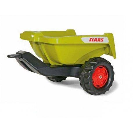 Rolly Toys Przyczepa Rolly Kipper do traktora zielona CLAAS