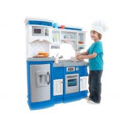 LITTLE TIKES Kuchnia Smakosza piekarnik lodówka zlewozmywak 19 akc.