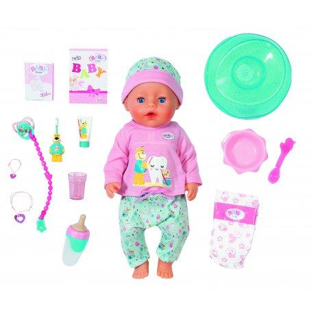 Baby Born Lalka Interaktywna Kąpielowa