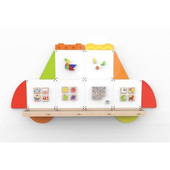 VIGA System Tablic edukacyjnych - Samochód