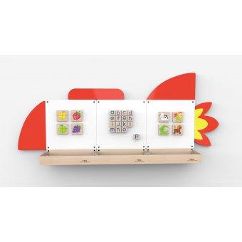 VIGA System Tablic edukacyjnych - Statek kosmiczny
