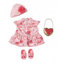 Ubranko w Kwiati dla Baby Annabell